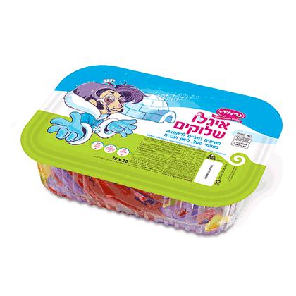חטיפי קרח 20 יח'