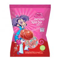 לקקן בטעם תות<br> 10 / 12/ 50/ 110 יח'