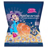 לקקן בטעם סוכריות צבעוניות <br> 10 / 12 / 45 יח'