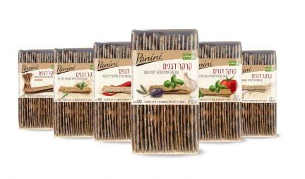 פניני קרקר דגנים תחליף לחם טבעוני